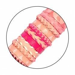 Bracelets de largeur spéciaux. Vente en gros. BL 030