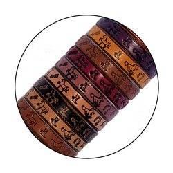 Engraved bracelets. Wholesale. GR HORSES