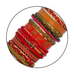 Bracelets tressées. Vente en gros. TR 028