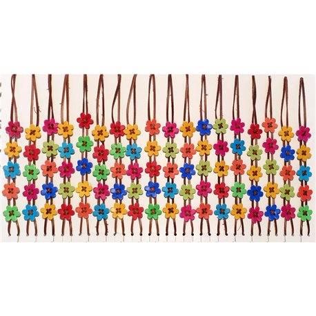 Flower bracelets. Wholesale. FPB 01