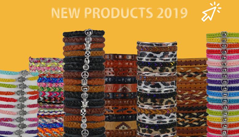 New bracelets