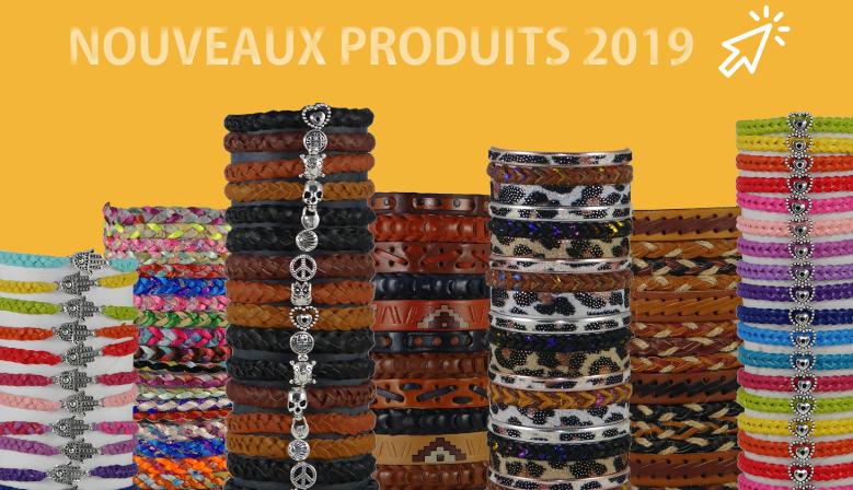 Noveaux bracelets