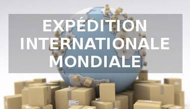 EXPÉDITION INTERNATIONALE MONDIALE