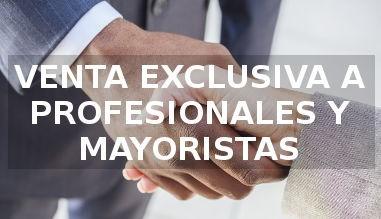 Venta exclusiva profesinales y mayoristas