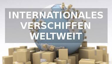 INTERNATIONALES VERSCHIFFEN WELTWEIT